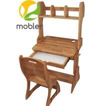 Комплект Парта, стілець, надбудова (ширина 60см)