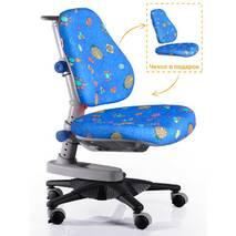 Дитяче комп'ютерне крісло Mealux Newton ортопедичне обертається (Меалюкс)