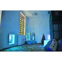 Дзеркало з ефектом нескінченність (3d дзеркало) для сенсорної кімнати