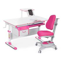 Меблі для дівчинки парта   крісло Evo - kids Evo - 40 Комплект