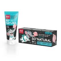 Детская зубная паста защита от бактерий и кариеса Splat Junior Bubble Gum 55 мл