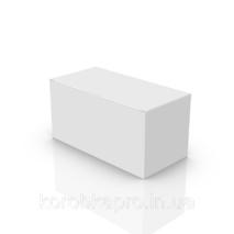 Коробка картонная для новогодних подарков 200х100х100 мм