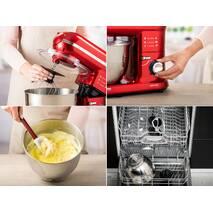 Кухонный комбайн Pro Delimano Красный  1400 Вт