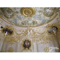 Декорирование сусальным золотом