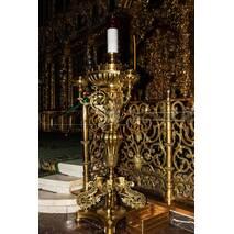Сусальное золото в убранстве храма