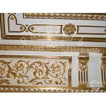 Сусальное золото техника нанесения