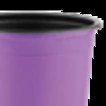 Горшок TEKU 0,89л 13x10,2см лавандовый
