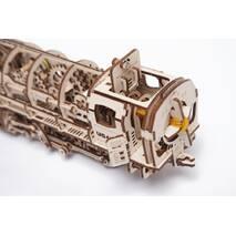 Механічна модель Локомотив c тендером