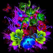 """Серветки  ТМ """" La Fleur""""  ЗЗхЗЗ,  2 шари """"Первоцвіт"""" 20шт."""