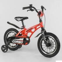 """Велосипед 14"""" дюймов 2-х колёсный """"CORSO"""" MG-14 S 615"""