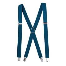 Жіночі підтяжки Braces хрестові темно-синій   (BR109874)