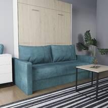 Шафа-ліжко-диван MIRA SOFA 140 з підлокітниками