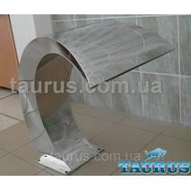 Водопад из полированной нержавеющей стали Cobra (Кобра), плечевой массажер от производителя TAURUS 700
