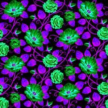 """Серветка ТМ La Fleur 33х33, 2шари, 20шт.""""Трояндове полотно"""""""