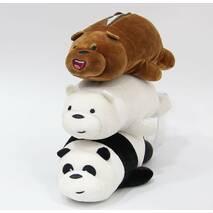 STK Пенал коричневый Медведь