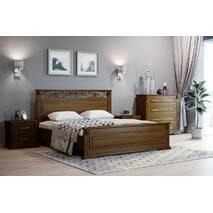 Спальня Лорен з масиву ясеня