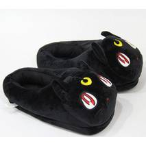 STK Тапочки Котики черные,36-40
