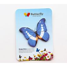 STK Стикеры Бабочки синий