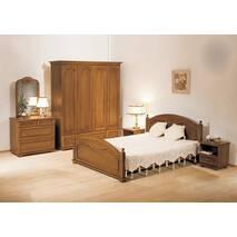 Класичний комод Ельза для спальні з дуба