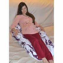 Подушка для беременных Комфорт цвета в ассортименте