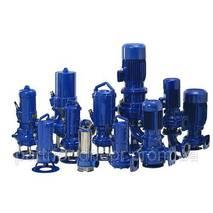 Насосы погружные FZV  для загрязнённых жидкостей Hydro-Vacuum
