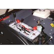 Підмітально-прибиральна машина Biemmedue DUSTY 1100 STH PLUS