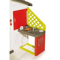 Ігровий будиночок для дітей з кухнею Smoby 810200