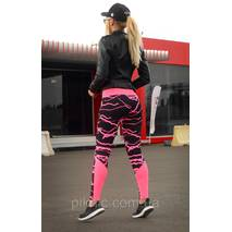 Спортивные лосины S, M, XL (44-46, 46-48, 50-52) Лосины женские для фитнеса спорта тренировок