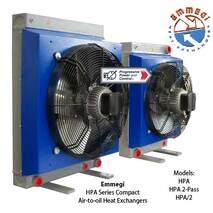 Охладители гидравлические воздушные Emmegi серия HPACompact