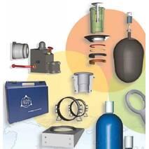 Балони і зарядно-перевірочний пристрій Bolenz & Schafer