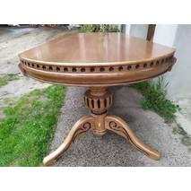 Раскладной стол Топаз из дуба