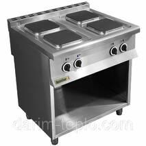 Плита электрическая RestoStar 4 без духовки CEPQ7M80N