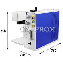 Волоконний лазерний маркер FM - 30m - A11 - P портативний 110x110 30 Вт