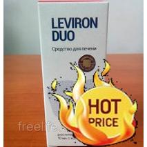 Левирон Дуо Leviron Duo краплі для очищення печінки, офіційний сайт