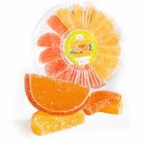Мармелад «Апельсиновые и лимонные дольки»
