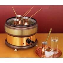 Кофемашина JOHNY AK/8-3 для приготування кави на піску