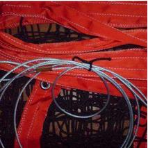 Трос для натяжения сетки металлический