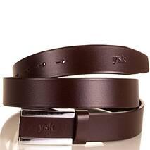 TRC Ремень Y.S.K Ремень мужской кожаный Y.S.K. SHI3050-10