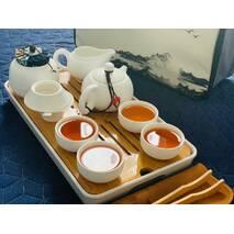 Набор для чайної церемонії Гунфу Ча дорожній з 15 предметів