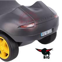 Машинка каталка Porsche Big 56346, чорний