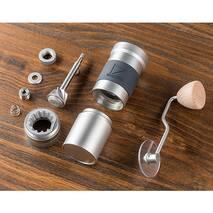 Ручна кавомолка 1Zpresso JX-Pro з регулюванням рівня помолу  | з конічними жерновами