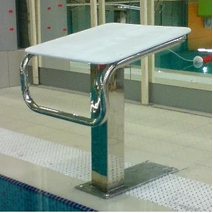 Тумба для прыжков в бассейн ВБ-1