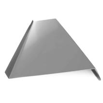 Відливши віконний зовнішній металевий оцинкований Profi полку 180мм*1000мм*0,45мм колір антрацит
