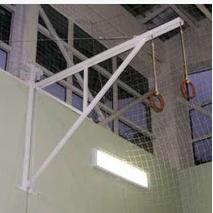Консоль крепления для гимнастических колец