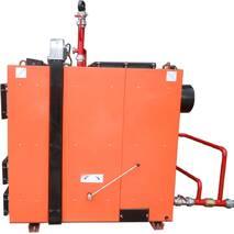 Котел стальний твердопаливний КС-Т-100