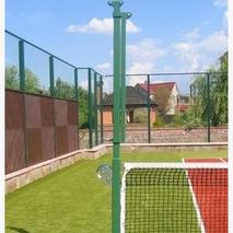 Стойки универсальные волейбол/теннис с устройством натяжения троса