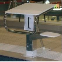 Тумба для прыжков в бассейн ВБ-2