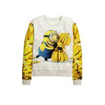 Детский свитшот «бананы»