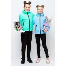 """Курточка для дівчинки """"vkd-6"""""""