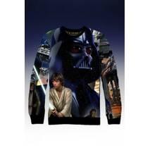 Свитшот для мальчика «звездные воины»